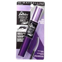 Máscara para Cilios Maybelline Push Up Angel 502 Very Black