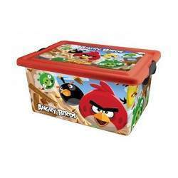 Envase Multiuso Angry Birds 13L 744-4695