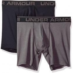 Cueca Boxer Under Armour 1306483-001 - Masculina