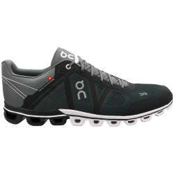 Tênis On Running Cloudflow 15.4005 - Black/Asphalt (Masculino)