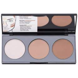 Paleta de Contorno Note Perfecting Contouring 01 Light Medium