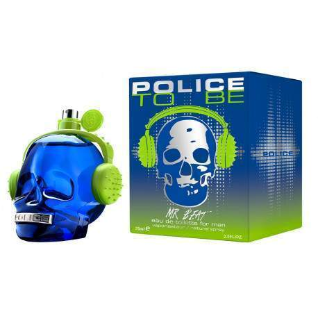 Perfume Police To Be Mr Beat EDT 75mL - Masculino