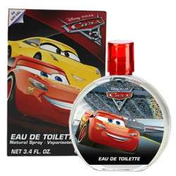 Perfume Disney Pixar Cars 3 EDT 100mL - Infantil