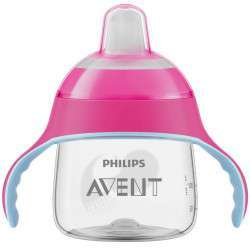 Copo Pinguim Philips Avent SCF751/07 200ml - Rosa