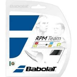 Corda Babolat RPM Team 125/17 12m/40 241108-105 Black