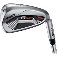 Kit Tacos de Golfe Ping G410 Irons AWT 2.0 R 4-PW Red (7 Unidades)
