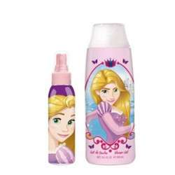 Kit Perfume Disney Princess EDT 100mL + Gel de Ducha - Infantil