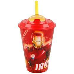 Copo Marvel Iron Man Stor 3D - 415ml