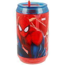 Garrafa Marvel Spider-Man Stor 3D - 410ml