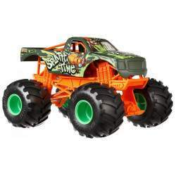 Veículo Splatter Time Monster Trucks Hot Wheels FYJ83
