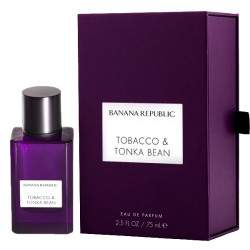 Perfume Banana Republic Tobacco & Tonka Bean EDP 75mL - Unissex