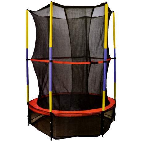 Trampolim Cama Elástica GamePower 805-COMBO4.5FT (1.37Mts)