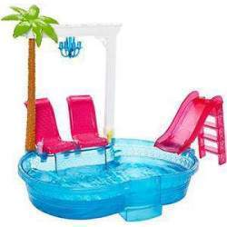 Piscine Clam Mattel Barbie- DGW22