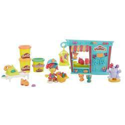 Massa De Modelar Hasbro Play-Doh Town Pet Shop - B3418