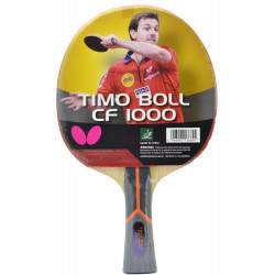Raquete para Ping Pong Butterfly Timo Boll CF1000