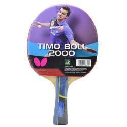 Raquete para Ping Pong Butterfly Timo Boll 2000