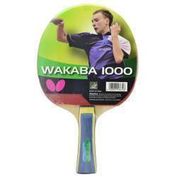 Raquete para Ping Pong Butterfly Wakaba 1000