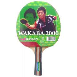 Raquete para Ping Pong Butterfly Wakaba 2000