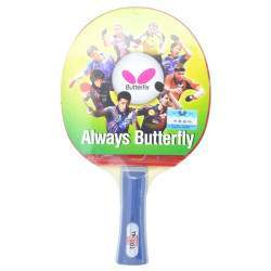 Raquete para Ping Pong Butterfly Always TBC201