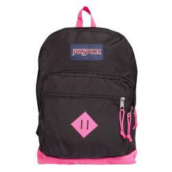 Mochila JanSport New Black Pinki T29AZR6