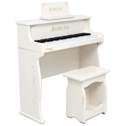 Mini Piano Renopia December Branco