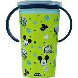 Copo Infantil Plasútil Magic Call Me Micky - 6250
