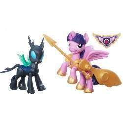 My Little Pony Hasbro Sparkle Vs Changeling B7297