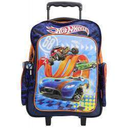 Mochila com rodas Hot Wheels 28790