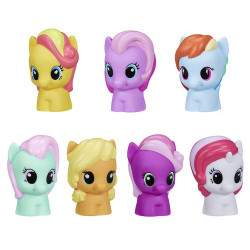 Friends My Little Pony Coleçao 7 in 1 - Hasbro Playskool B2262