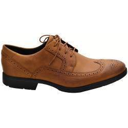 Sapato Rockport TMPS Wing Tip M78873 Caramel