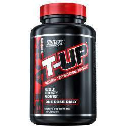 Nutrex Research T-UP Natural Testosterone (120 cápsula)