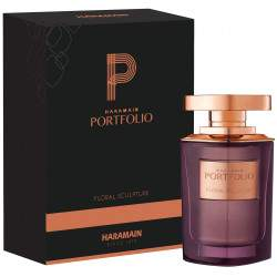 Perfume Al Haramain Portfolio Floral Sculpture EDP 75mL - Unissex