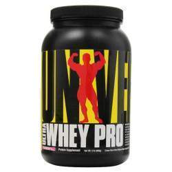 Universal Nutrition Ultra Whey Pro Strawberry Ice Cream 2LB(909 g)