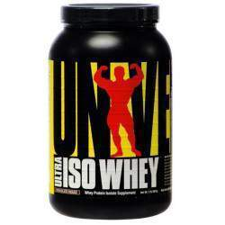 Universal Nutrition Ultra Iso Whey Chocolate Shake 2LB(909 g)