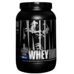 Universal Nutrition Animal Whey Muscle Food Vanilla 2LB(907g)