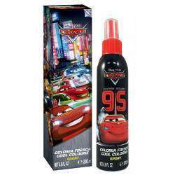 Perfume Cars Colonia Spray Sport 200mL - Infantil