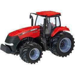 Trator Magnum 340 Usual Case Agriculture 400 - Vermelho