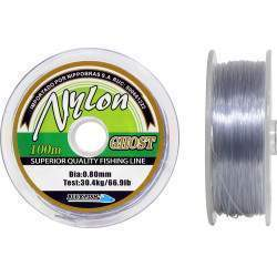 Linha Monofilamento Blue Fish Nylon Ghost 0.80mm 30.4kg 100m