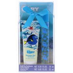Perfume Disney Pixar Finding Dory EDT 10mL + Shower Gel 25mL - Infantil