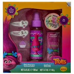 Kit Dreamworks Trolls Hello Happy - Infantil