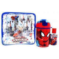 Kit Perfume Marvel Utimate Spider-Man EDT 50mL + Copo + Bolso - Infantil