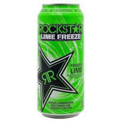 Energético Rockstar Lime Freeze 473ml