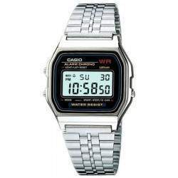 Relógio Unissex Casio Data Bank Digital A159W-N1DF