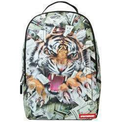 "Mochila Sprayground para Notebook 15.6"" Tiger Money B640"