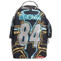 "Mochila Sprayground para Notebook 15.6"" Antonio Brown 84 910B1150NSZ"