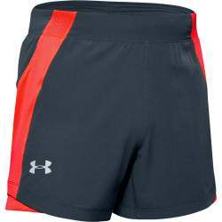 "Short Under Armour Qualifier Speedpocket 5"" 1326599-073 Masculino"