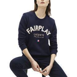 Moletom Lacoste Fair play Cotton SF8847 00 166 Feminino
