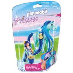 Playmobil Princess Lua com Cabalo 6169