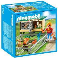 Playmobil Country Coelho Pen 6140